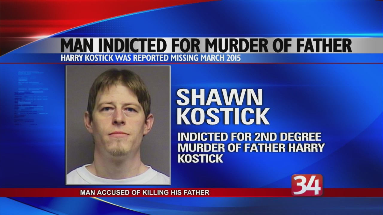 Shawn Kostick Charged with Murder