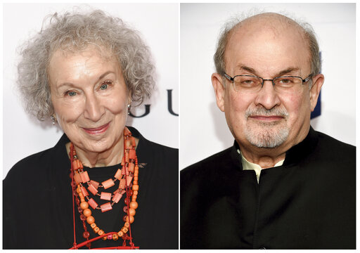 Atwood, Rushdie among Booker Prize finalists | WIVT