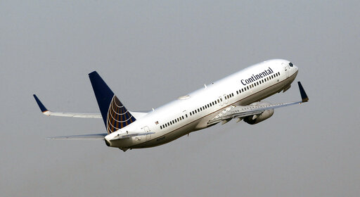Continental Airlines, Boeing 737-NG