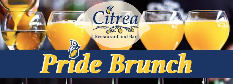 Citrea Pride Brunch