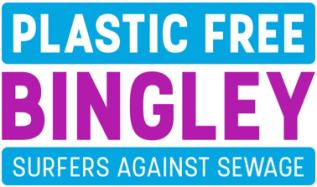 Plastic Free Bingley logo