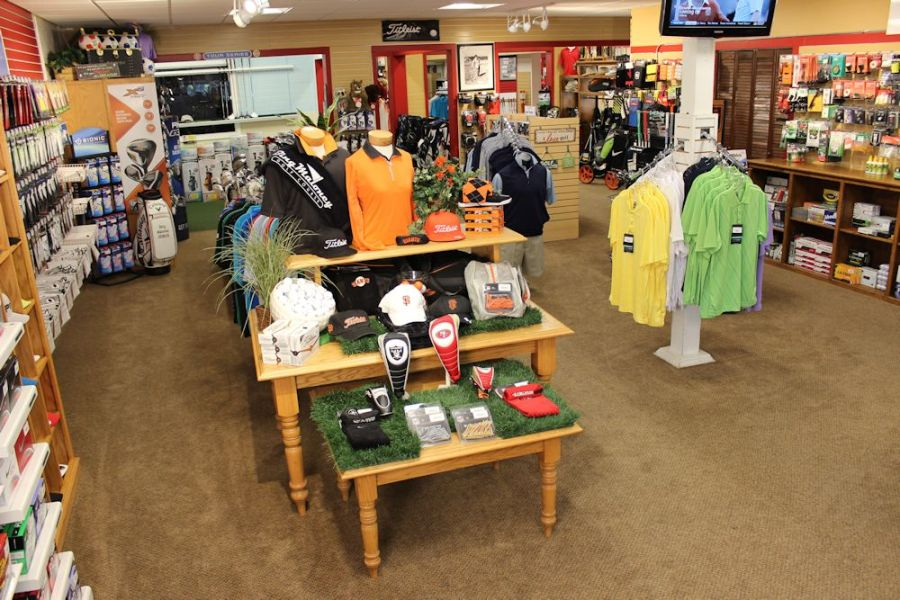 Golf Shop   Bing Maloney BingMaloney OverallShopLayout2      BingMaloney GolfShoes1 Our golf shop