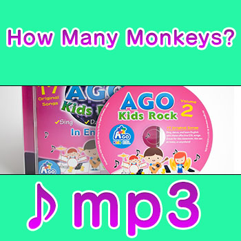 How-Many-Monkeys mp3 esl song download