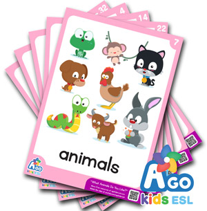 What-Animals-Do-You-Like Flashcard pack