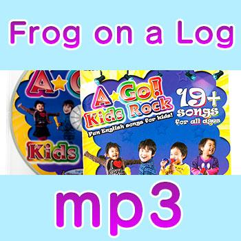 frog-on-a-log esl song download