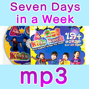 Seven Days In A Week U2013 Mp3 Song Download