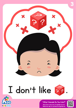 I don't like