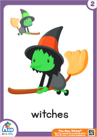 How Many Witches? - witches