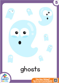 How Many Witches? - ghosts