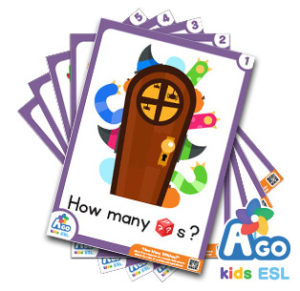 How Many Witches? - Flashcard Set