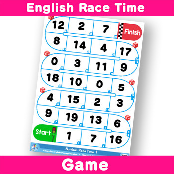 Free Printable Number Worksheet Game