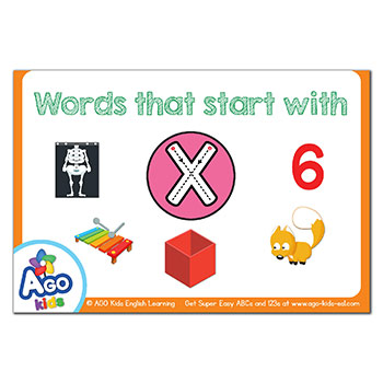 FREE Flashcards that start with the letter X