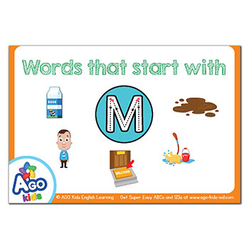 FREE Flashcards that start with the letter M