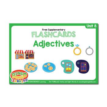 Unit 8 flashcard adjectives