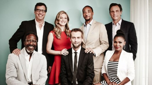 Cast of The Divide