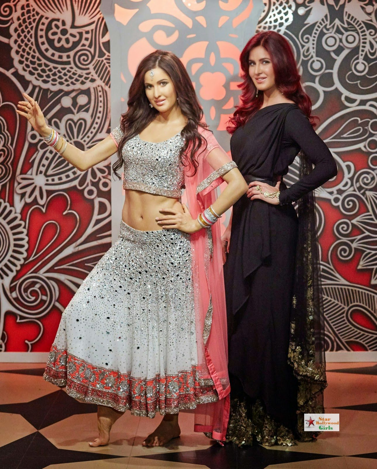 Katrina Kaif s Amazing Wax Statue At Madame Tussauds, London2