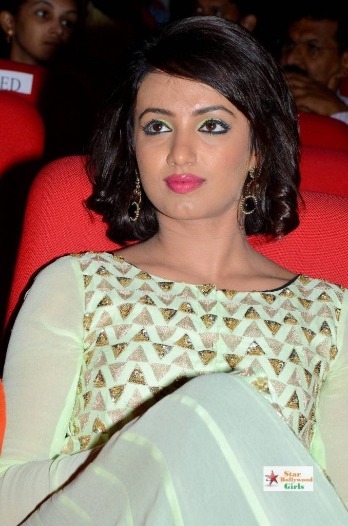 Tejaswi-Stills-At-Subramanyam-For-Sale-Movie-Audio-Launch-28