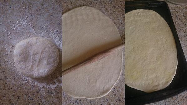 Basil Pesto Pizza 2