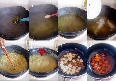 Rice Flour Khichu 1