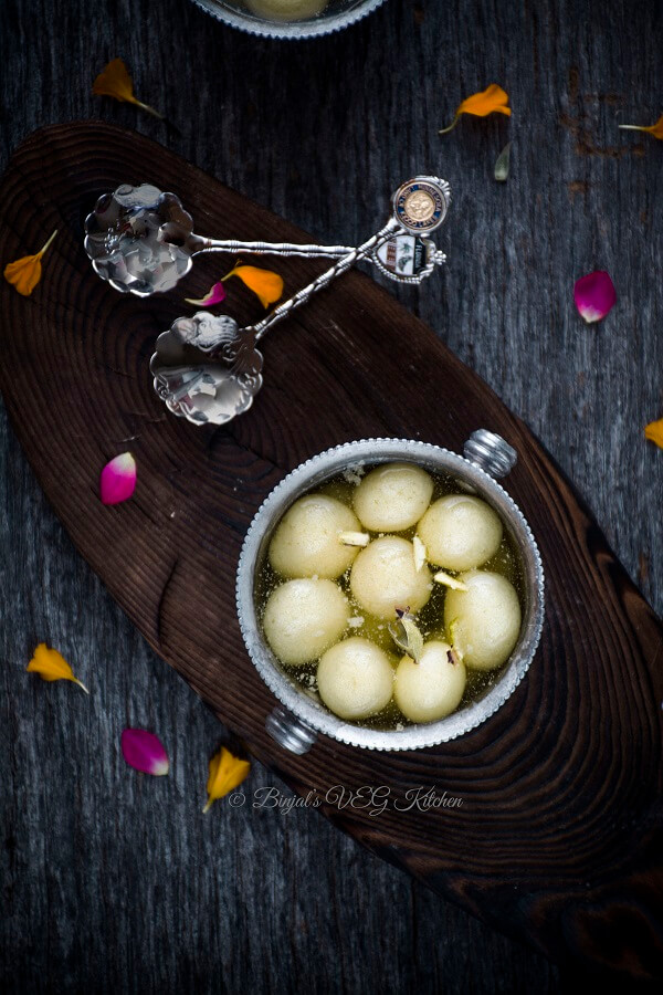 Mini Rasgulla Photography