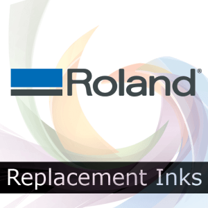Roland® Replacement Inks