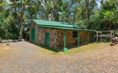 New Bushfire Gallery at Binna Burra