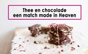 Thee en chocolade