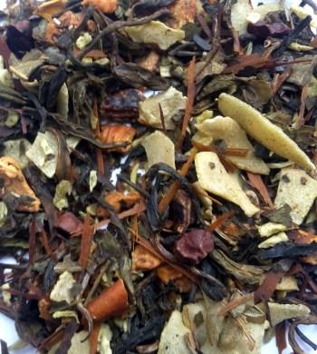 Witte thee en witte theemelanges