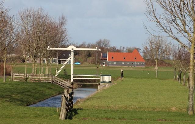 Beemster in Beeld - Jisperweg vanaf de Volgerweg