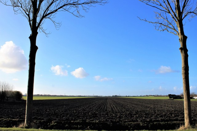 Beemster in Beeld - Lucht