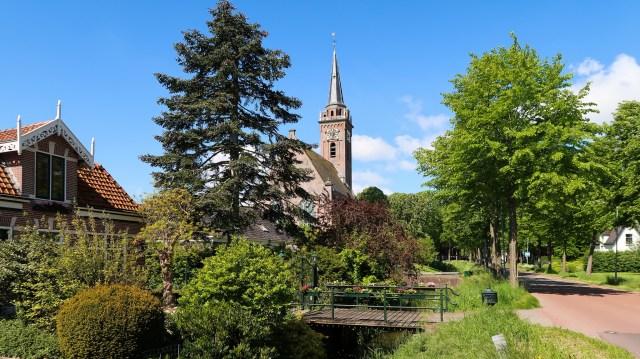 Beemster in Beeld - De Keyser in Middenbeemster gezien vanaf de Rijperweg