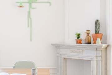 Interieurontwerp kantoorinrichting Inzicht Communicatie Amsterdam ©BintiHome studio