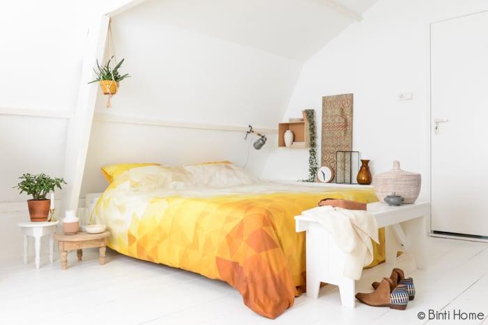 Slaapkamer restyling Auping blog ©BintiHome - Binti Home Blog