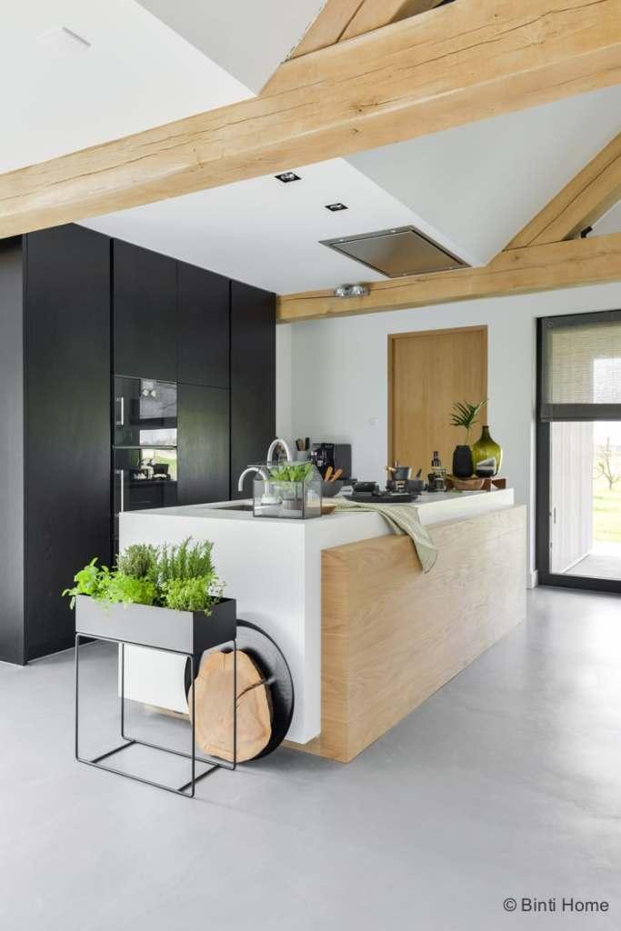 Huis inrichten   ideeën voor het inrichten van de keuken