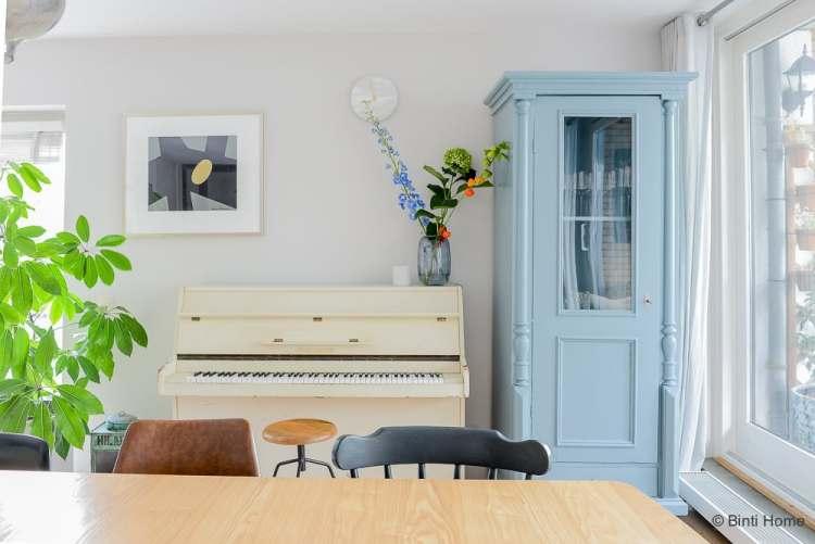 Woonkamer inrichten tips interieurontwerp woning Amsterdam ©BintiHome