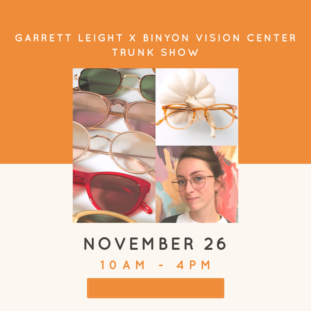 Binyon Vision Center
