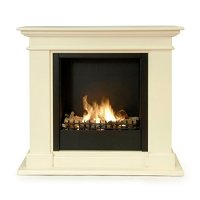 Converting a Traditional Fireplace to Bioethanol Fuel - Bio Fires - Roma II Bio Fireplace