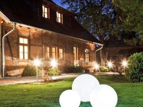 gartengestaltung beleuchtung beleuchtung im garten - einsatz von led und
