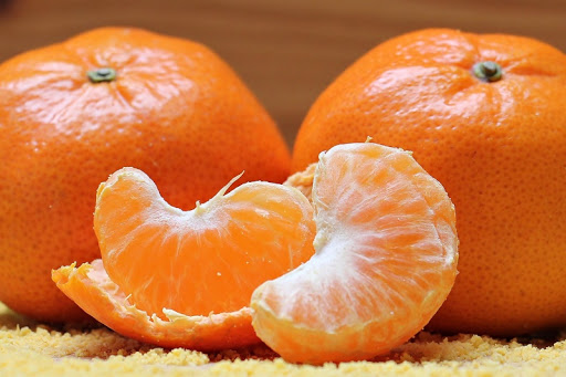 Mandarines - vertus et bienfaits