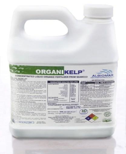 OrganiKelp Bottle