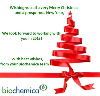 Biochemica Supports Butterwick Hospice Care This Christmas