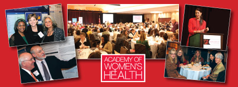 Women's Health 2013: The 21st Annual Congress March 22-24, 2013 Washington, DC