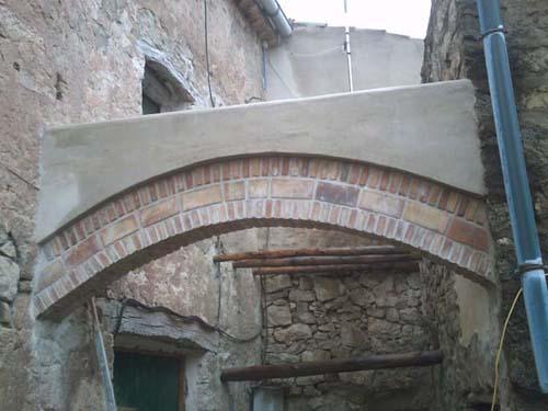 Arco de refuerzo.