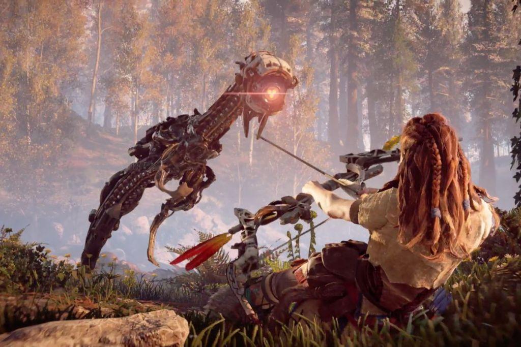 Biogamers: Horizon Zero Dawn 3
