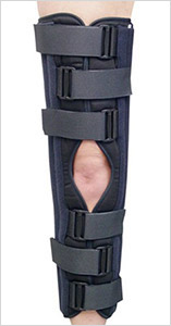 Premium Sized Knee Immobilizer