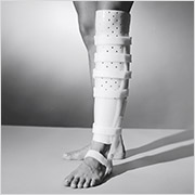 Tibia Fracture Brace Proximal Support