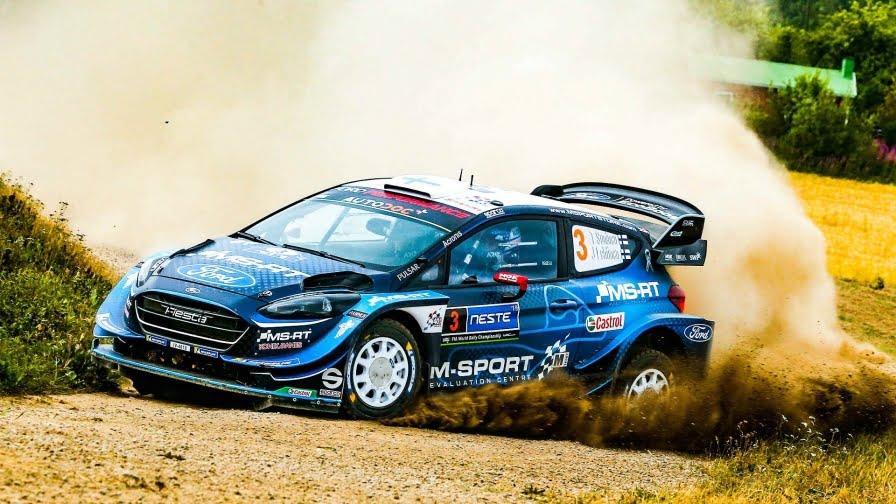 Biocombustibles y economía circular en el Campeonato Mundial de Rally