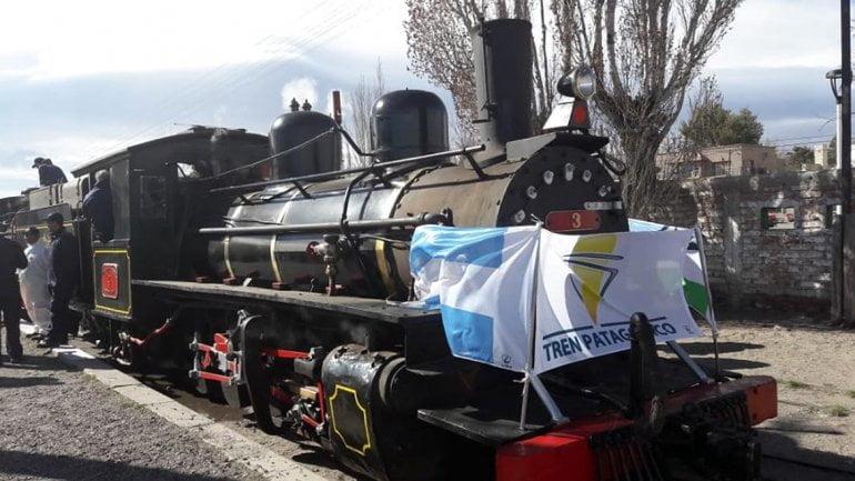 El tren de La Trochita podría funcionar con combustible generado con basura