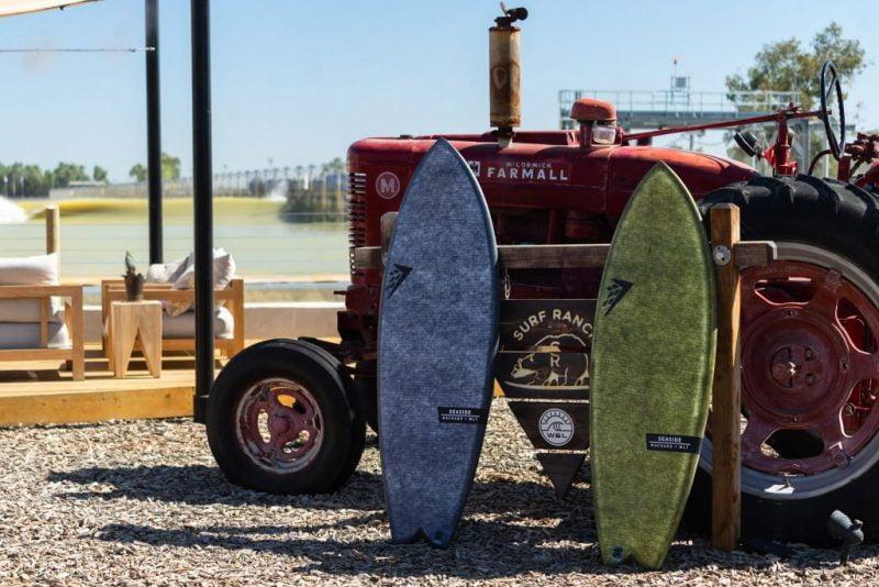 Woolight, la tabla de surf sostenible que nace en el campo