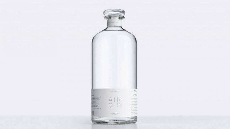 Startup lanza al mercado el primer vodka carbono negativo